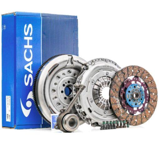 DSG DQ200 Clutch kit Bnz [-04/11] Sachs 3000 943 001